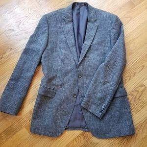 Hugo Boss The James2 Suit Jacket (Grey)